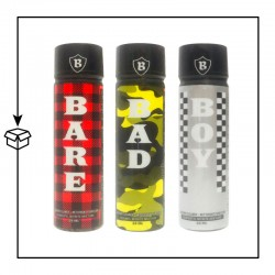 Pack Poppers Triple B