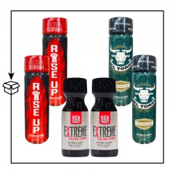 Pack Popper Neu Dragon Aromas